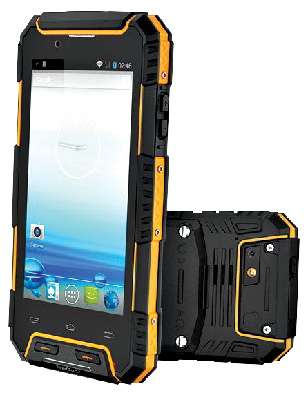 RugGear RG702, Tough Rugged 3G Android Smartphone