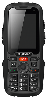 Rugged 3G Waterproof Phone