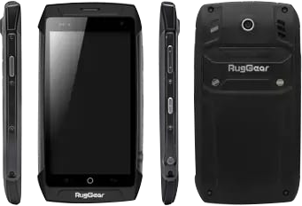 RugGear RG730, Tough Rugged 3G Android Smartphone