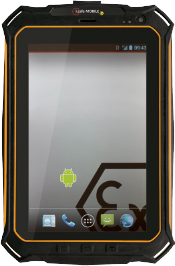 Intrinsically Safe 3G Android Smartphone